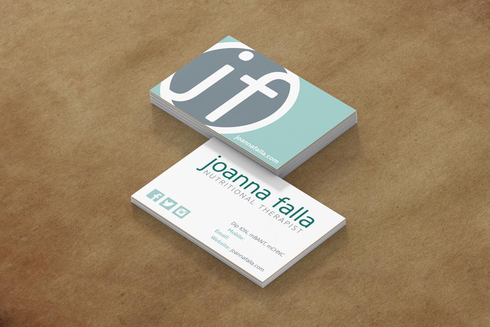 Webby Design Website Design Joanna Falla