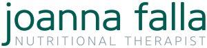 Joanna Falla Nutricional therapist Logo