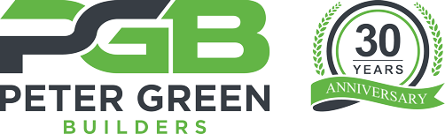 Peter Green Builders Logo