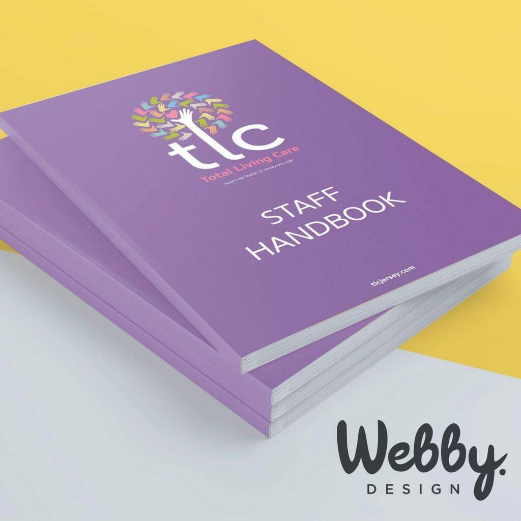 Webby Design Brochure & Book Design Service image