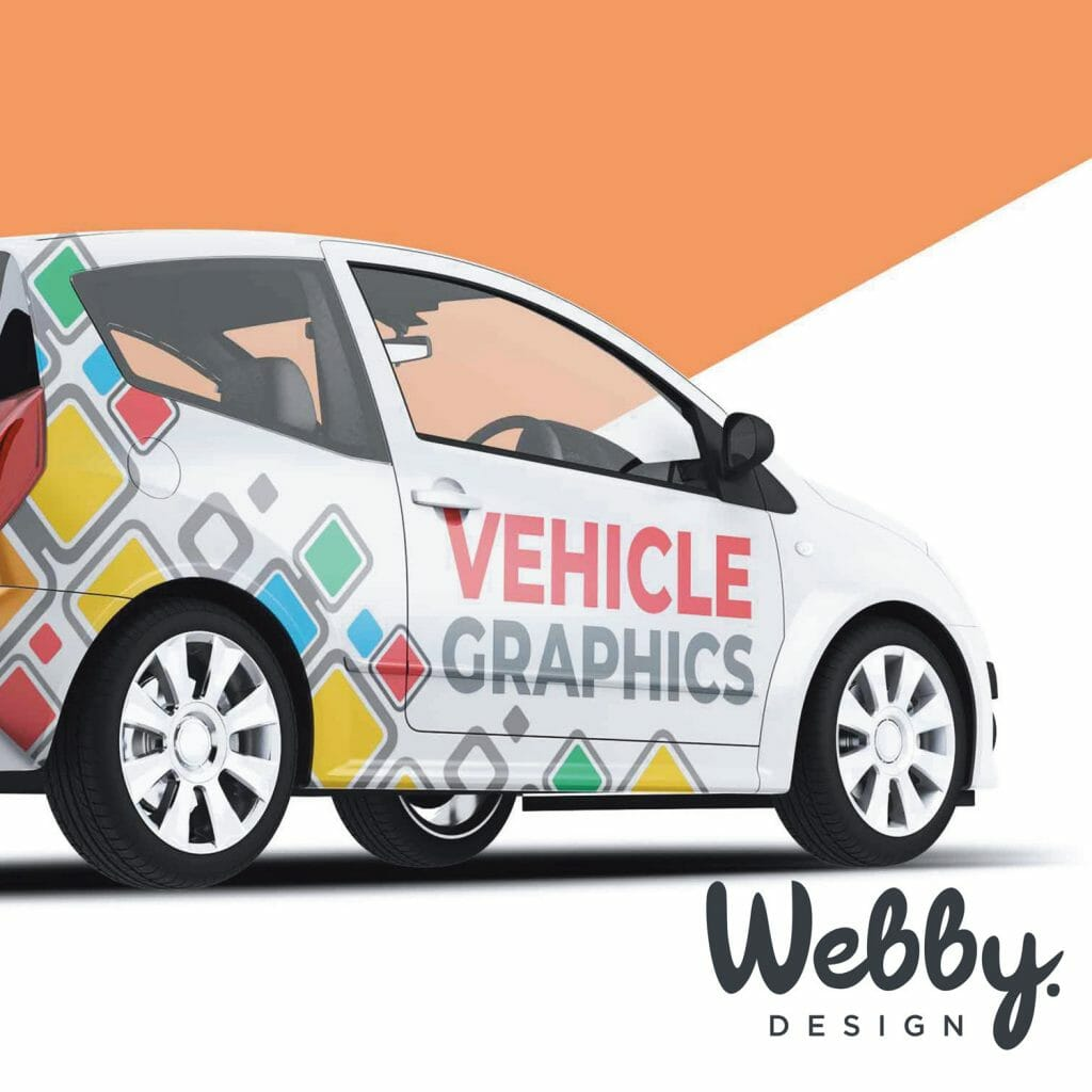 Vehicle Graphic Design