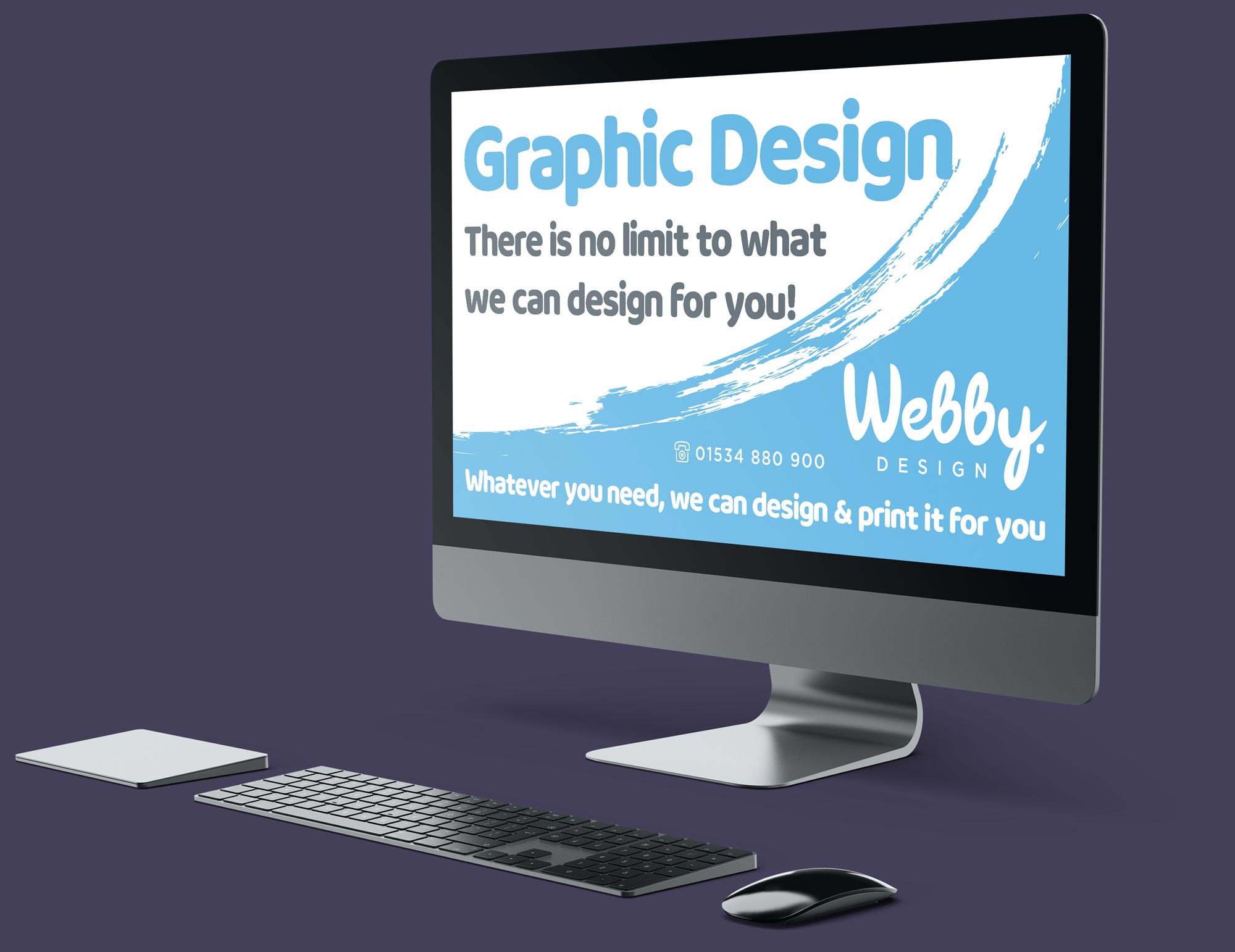 Webby.Design Graphic design Services