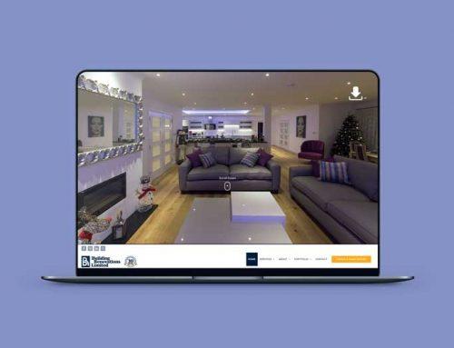 Building Renovations Limited Jersey – Website Design