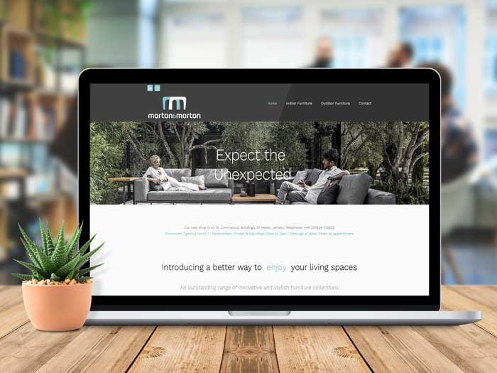 Webby Design Morton & Morton Website