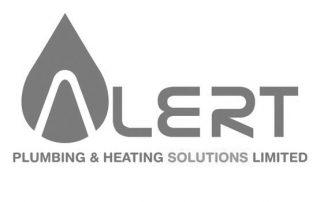 Alert Plumbing Jersey Logo