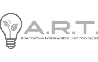 Altenative Renewable Technologies Jersey Logo