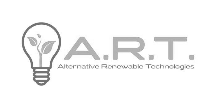 Altenative Renewable Technologies Jersey Logo