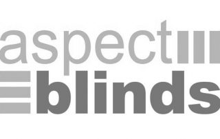 Aspect Blinds Jersey Logo