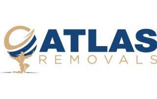 Altas Removals Jersey Logo