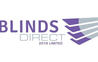 Blinds Direct Jersey Logo