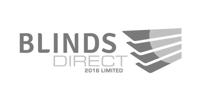 Blinds Direct Jersey Logo