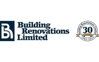 Building Renovations Limited Jersey Logo