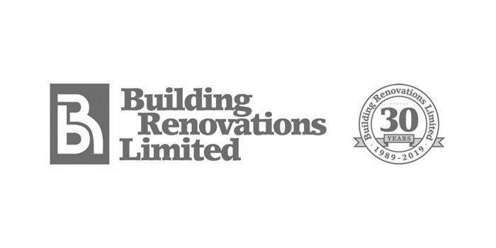 Building Renovations Limited Jersey Logo