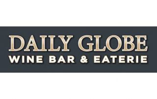 The Daily Globe Jersey Logo
