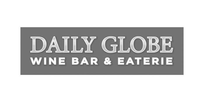 The Daily Globe Jersey Logo