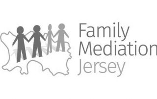 Family Mediation Jersey Logo