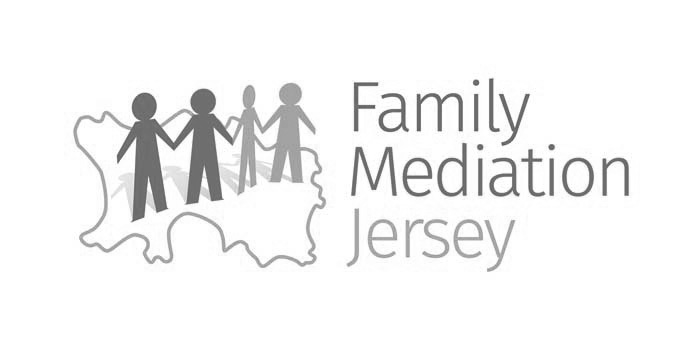 Family Mediation Jersey Logo