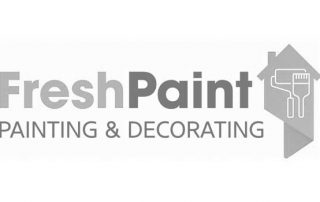 Fresh Paint Painting & Decorating Jersey Logo
