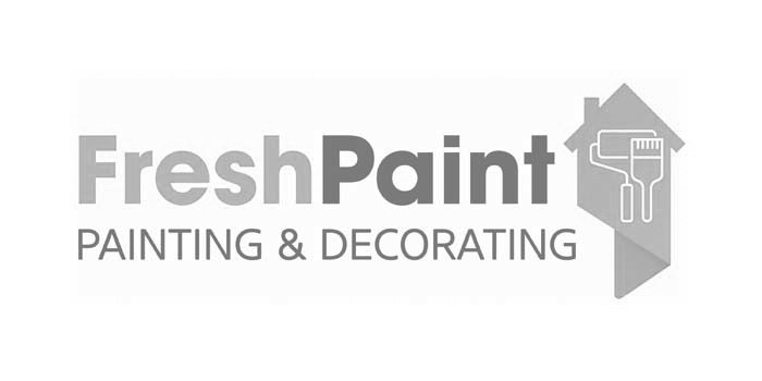 Fresh Paint Painting & Decorating Jersey Logo