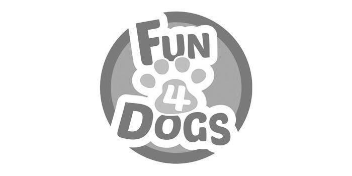 Fun 4 Dogs Jersey Logo