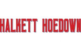 Halkett Hoedown Jersey Logo