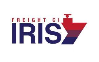 Iris freight Jersey Logo