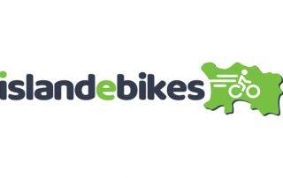 Island E Bike Logo