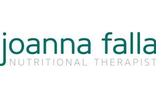 Joanna Falla Nutricional Therapist Jersey Logo