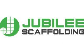 Jubilee Scaffolding Jersey Logo