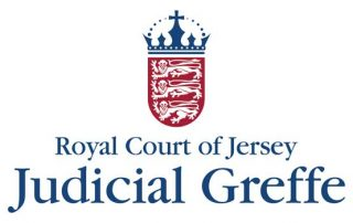 Royal Court of Jersey Judicial Greffe Logo