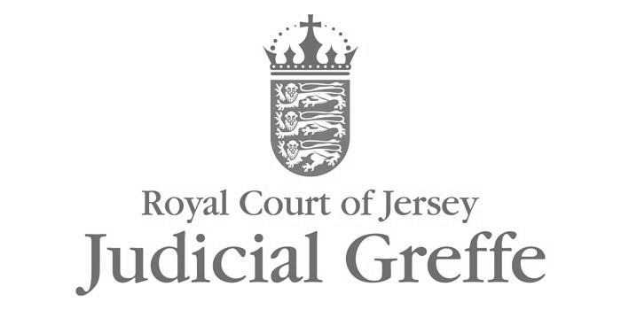 Royal Court of Jersey Judicial Greffe Logo