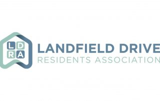 Landfield Drive Residents Association Jersey Logo
