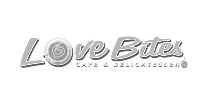 Love Bites Cafe Jersey Logo