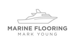 Marine Flooring Mark Young Jersey Logo