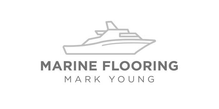 Marine Flooring Mark Young Jersey Logo