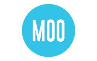 Moo Mostly Organic Origin Jersey Logo