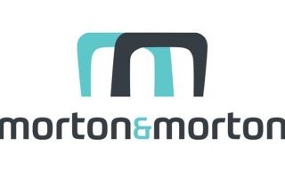 Morton and Morton Jersey Logo
