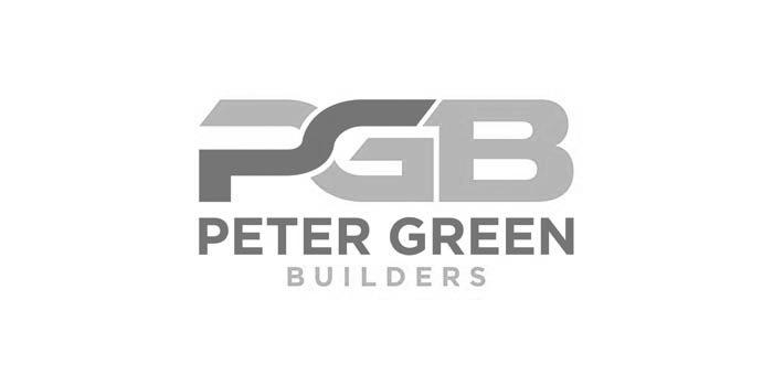 Peter Green Builder Jersey Logo