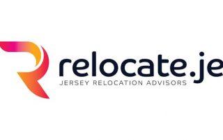 Relocate.je Jersey Logo