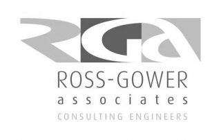 Ross Gower Associates Jersey Logo
