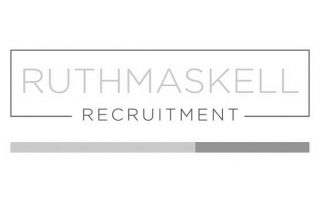 Ruth Maskell Recruitment Jersey Logo