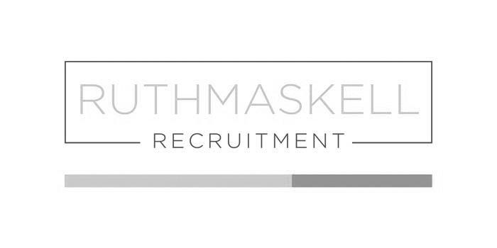 Ruth Maskell Recruitment Jersey Logo