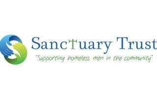 Sanctuary Trust Jersey logo
