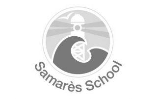 Samares School Jersey Logo