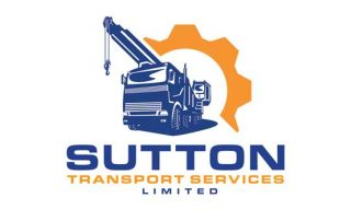 Sutton Transport Services Jersey Logo
