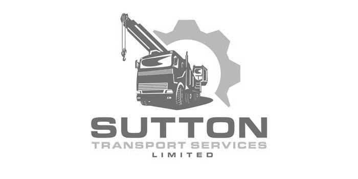 Sutton Transport Services Jersey Logo