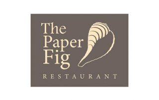 The Paper Fig Restaurant Jersey Logo