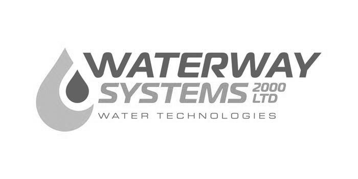 Waterway Systems Jersey Logo