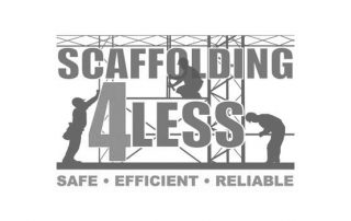 Scaffolding 4 Less Logo