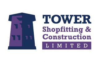 Tower Shopfitting & Construction Jersey Logo